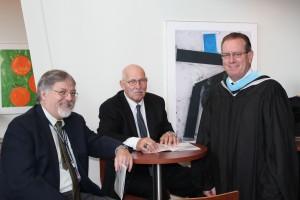Mr. Panzer, Dr. Burrus, and Mr. Moritz