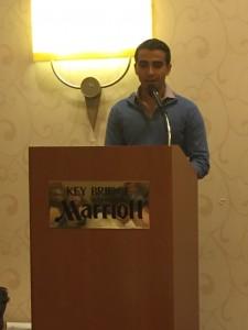Jonathan Aguiar addresses Close Up